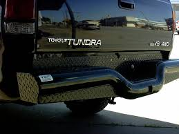 Deluxe Rear Bumper - Tough Country Bumpers