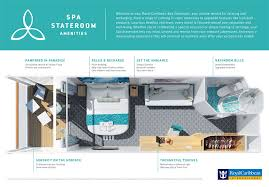 Royal Caribbean Customer Service Royal Caribbean Reveals New Spa Staterooms Cruise Industry
