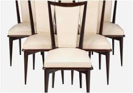 modern upholstered dining chairs ideas mid century od 49 teak dining chairs by erik buch for