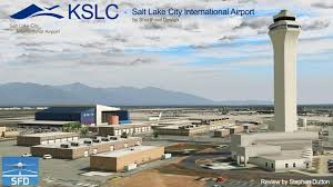 Kslc Approach Charts Scenery Review Kslc Salt Lake City Intl By Shortfinal