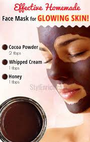Mask Decorating Ideas Diy Diy Face Mask For Glowing Skin Wonderful Decoration Ideas 38