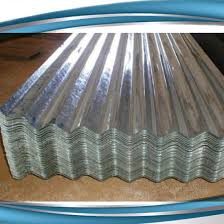 high strength steel plate special use corrugated galvanized iron roof sheet