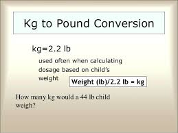 Weight Conversion Kg To Lbs Chart Kg To Pound Converter Online Convert Kg To Lb 2019 07 10