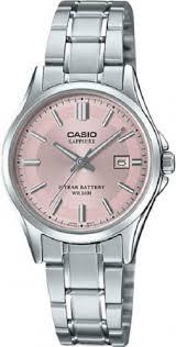 <b>Женские</b> наручные <b>часы Casio</b> - <b>LTS</b>-<b>100D</b>-<b>4AVEF</b>