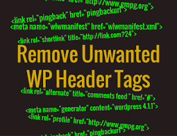 remove these 10 unnecessary s from wordpress header wp version prev pingback feed links more orbiting web
