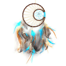 Dream Catchers For Your Car Handmade Dream Catcher Net With Feathers Wind Chimes Wall Hanging 75