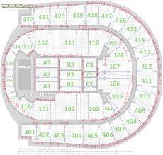 U2 Seating Chart Las Vegas Pin On Seating Plans