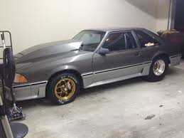 1990 mustang gt street outlaw project pro street drag racing car