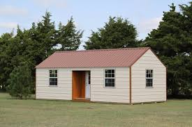 OK Structures Portable Buildings - Portable Building Manufacturer