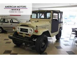 1969 Toyota Land Cruiser FJ for Sale | ClassicCars.com | CC-916078