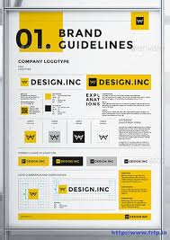 35 Best Brand Manual Templates 2019 Frip In