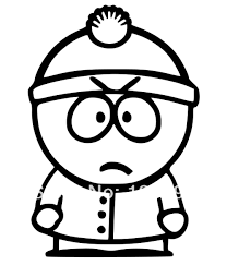 South Park Coloring Pages South Park Coloring Pages 31957 ...