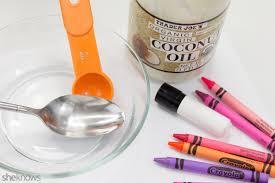 diy crayon lipstick supplies sheknows com