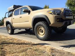 Quicksand Tacoma Steel Wheels Mud Tires (Quicksand Tacoma Steel ...