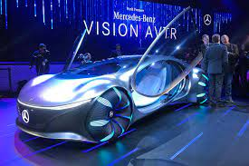 Interior isn't revealed yet but should not be much different from existing mercedes cars. The Mercedes Benz Vision Avtr Is An Avatar Inspired Autonomous Car Driving