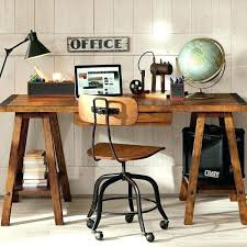Industrial Office Desk Custom Vintage Industrial Office Furniture In
