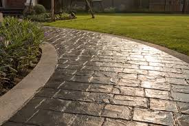 stamped concrete costs for 2021 for