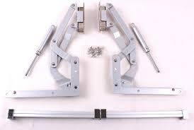 Cabinet Door Vertical Swing Lift Up Stay Pneumatic Arm Kitchen