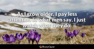 Growing Old Quotes Delectable Andrew Carnegie Quotes BrainyQuote