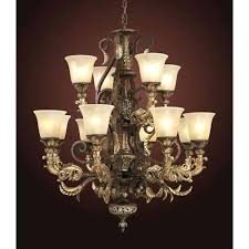 elk lighting chandelier elk lighting trump home regency twelve light burnt bronze chandelier trump lighting chandeliers