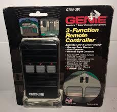 new genie overhead door 3 on garage door gate light remote gt90