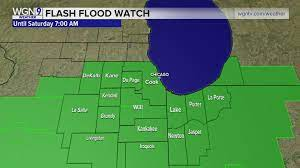 Flash Flood Watch continues over much ...