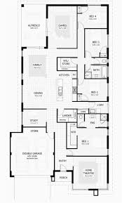 house plans with 4 bedrooms beautiful simple 4 bedroom house plans amazing bedroom 5 bedroom house
