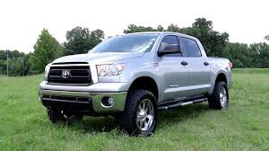 2007 2017 Toyota Tundra 4 inch Bolt On Suspension Lift Kit by ...