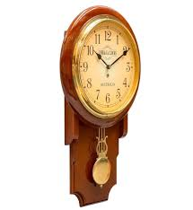 wall clock for good luck