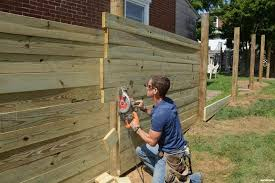 how to home improvement building a wood fence beginner s diy checklist