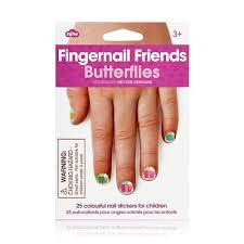 <b>Детские наклейки</b> для ногтей Butterflies, арт. NPW_kids - купить в ...