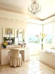 marble bathroom vanity. Beige Bathroom Vanity With Chair Example Of A Classic Drop In Bathtub Design Marble