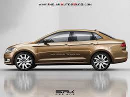 2018 volkswagen vento. beautiful vento 2018 vw vento 2018 polo sedan u2013 rendering inside volkswagen vento youtube