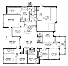 Large Home Plans   Smalltowndjs comInspiring Large Home Plans   Large House Floor Plans