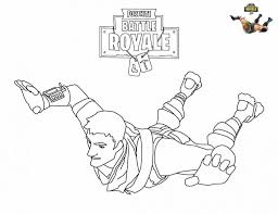 Fortnite Video Game Coloring Pages Warlord Projects To Try In 2019