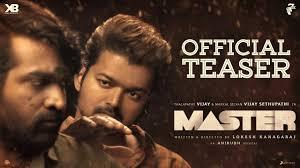 Master Movie Tamil Trailer ~ Live ...