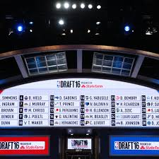 NBA draft 2017: Start time, TV schedule, and how to live stream online -  Peachtree Hoops