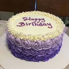 How To Make A Simple Birthday Cake Easy Cakes For Girls Non Fondant