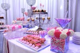 Sweet 16 Table Decorations Princess Birthday Party Is Gorgeous See