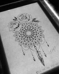 Dream Catcher Tattoo On Thigh Dream Catcher Tattoo On Thigh Tattoo Ideas 52