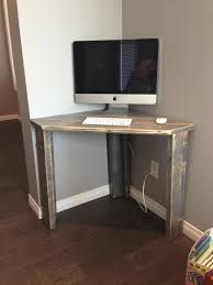 rustic modern office. Top 57 Prime Rustic Corner Desks For Home Desk Plans Modern Office Solid Wood With Hutch Small Drawers Inventiveness