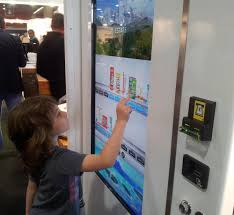 Interactive Vending Machines Inspiration Silkron Smart Vending Solution Vendron