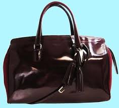 Image is loading COACH-26369-LEGACY-PINNACLE-Lowell-Leather-LG-Satchel-