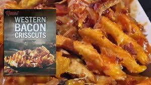 jr unveils new western bacon crisscuts