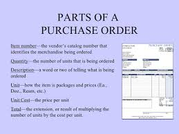 What Is A Purchase Order Number Purchase Order Invoices