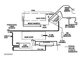 dodge grand caravan a diagram for the vacuum hoses hood l