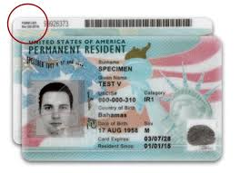 form i 551 permanent resident card