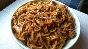 Resepi mee goreng basah sangat mudah disediakan dan enak dimakan untuk makan petang dan makan malam. Resepi Mee Goreng Basah Chef Home
