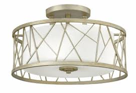 Hinkley Indoor Lighting Nest 3 Light Semi Flush Mount Basement In 2019 Semi
