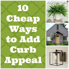 Ranch House Curb Appeal 10 Cheap Ways To Boost A Builder Grades Curb Appeal